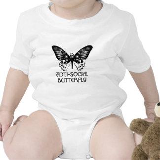Anti-Social Butterfly Bodysuit
