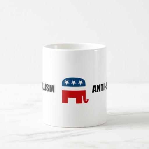 Anti-Socialism Coffee Mug