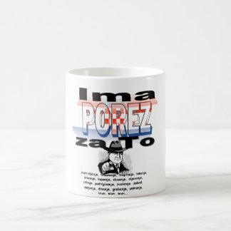 Anti-Tax (Croatia) Coffee Mug
