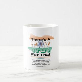 Anti-Tax (India) Coffee Mug