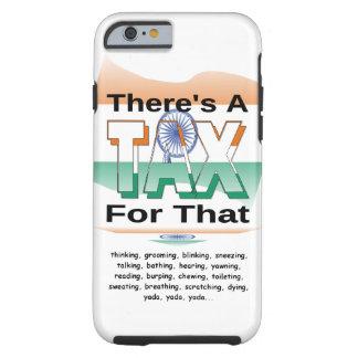 Anti-Tax (India) Tough iPhone 6 Case