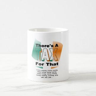 Anti-Tax (Ireland) Coffee Mug