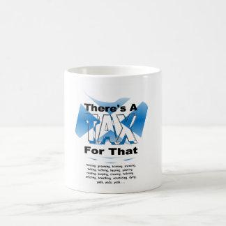 Anti-Tax (Scotland) Classic White Coffee Mug