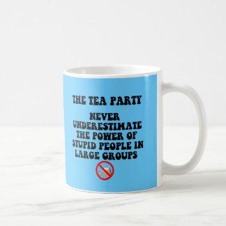 Anti tea party mugs