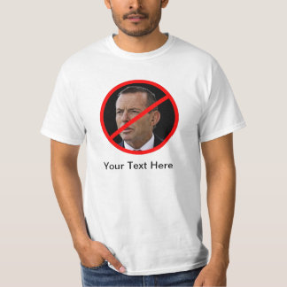 Anti Tony Abbott T-Shirt
