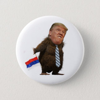 Anti-Trump Button Pin