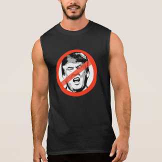 Anti-Trump Sleeveless Shirt