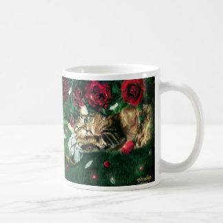 Anti Valentine Cat Mug
