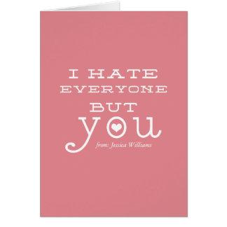 Anti-Valentine's Day Cards