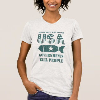 Anti-War Protest Peace Movement T-Shirt