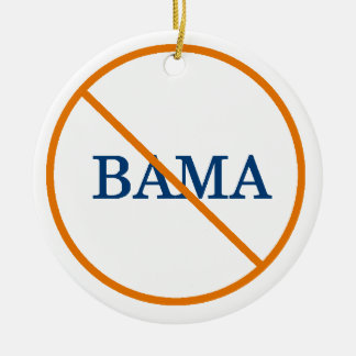 AntiBama ornament