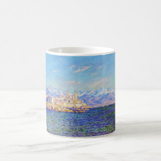 Antibes, Afternoon Effect, 1888 Claude Monet cool, Coffee Mugs