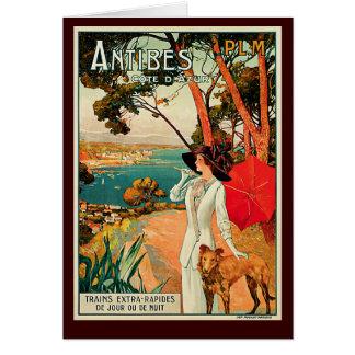 Antibes Cote D'Azur Card