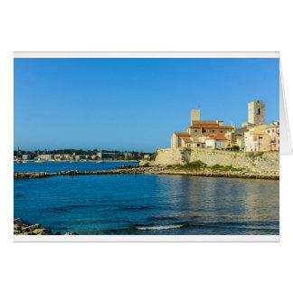 Antibes France Card