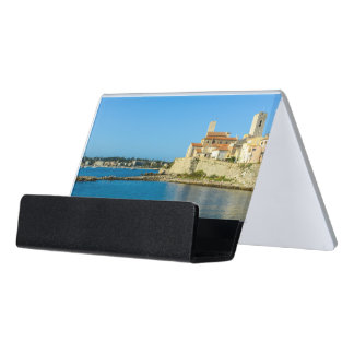 Antibes France Desk Business Card Holder