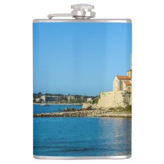 Antibes France Hip Flask