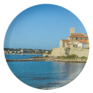 Antibes France Plate