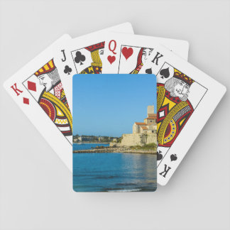 Antibes France Playing Cards