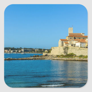 Antibes France Square Sticker