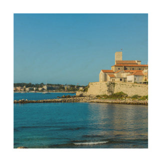 Antibes France Wood Wall Art