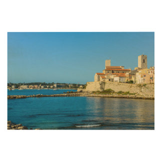 Antibes France Wood Wall Decor