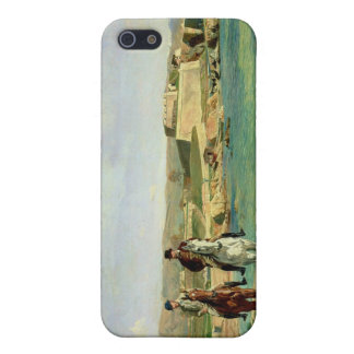 Antibes, the Horse Ride, 1868 Case For iPhone 5/5S