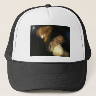 Anticipation is making me hungry trucker hat