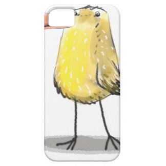 anticute yellow ugly chick iPhone 5 case