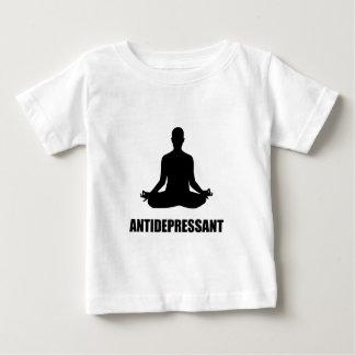 Antidepressant Yoga Baby T-Shirt