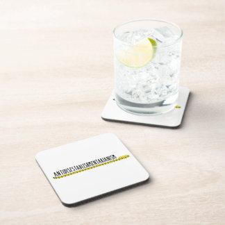 Antidisestablishmentarianism Longest Word Drink Coaster