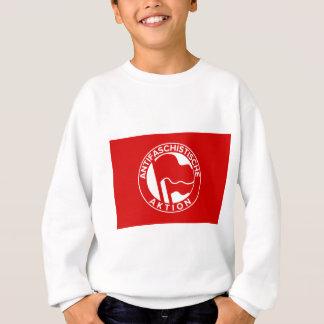 Antifalogo_alt2_fahne Flag Sweatshirt