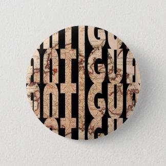 antigua1794 6 cm round badge