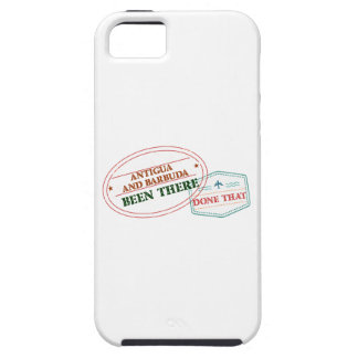 Antigua and Barbuda Been There Done That Tough iPhone 5 Case