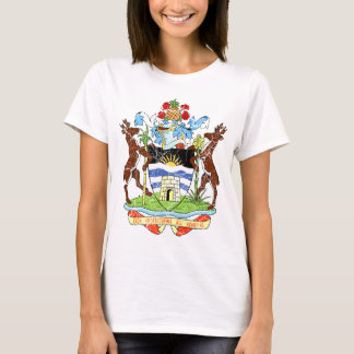 Antigua And Barbuda Coat Of Arms T-Shirt