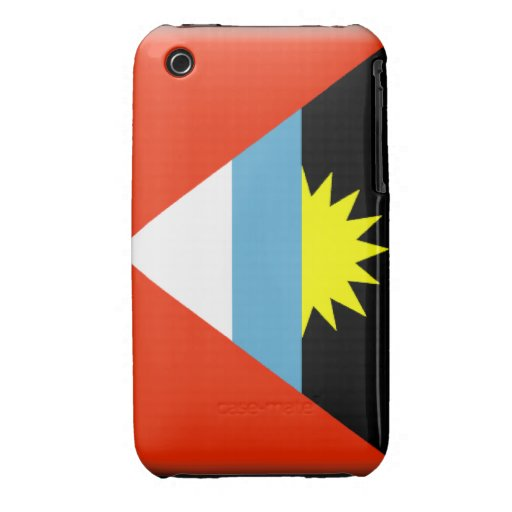 Antigua and Barbuda Flag BlackBerry Bold Case