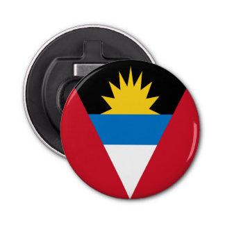 Antigua and Barbuda Flag Bottle Opener