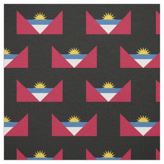 Antigua and Barbuda Flag Fabric