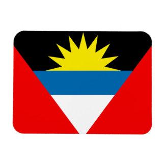Antigua and Barbuda Flag Magnet