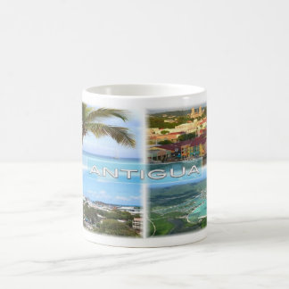 Antigua - coffee mug