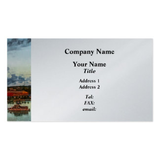 Antigua Evening Pack Of Standard Business Cards