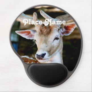 Antigua Fallow Deer Gel Mouse Pad