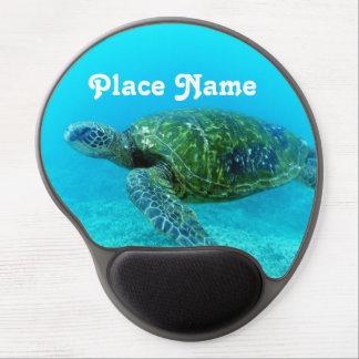 Antigua Hawk Billed Turtle Gel Mousepad