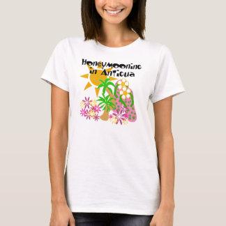 Antigua Honeymoon T-shirt