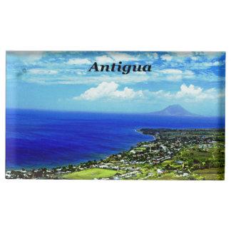 Antigua Table Card Holder
