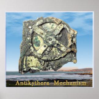 Antikythera Mechanism Posters