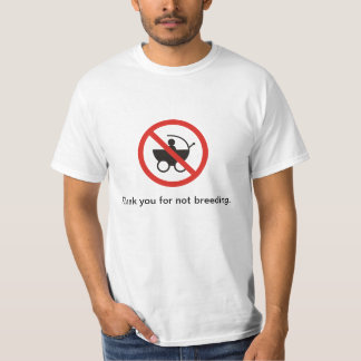 antinatalism shirt