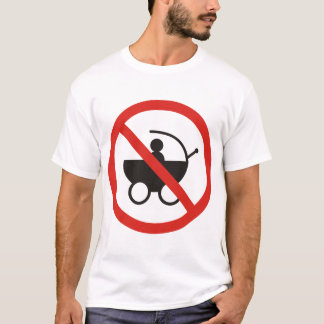 Antinatalist logo shirt