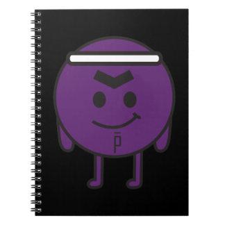 Antiproton notebook