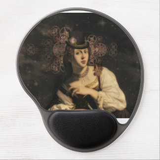 Antiquarian Traveler Gel Mousepad