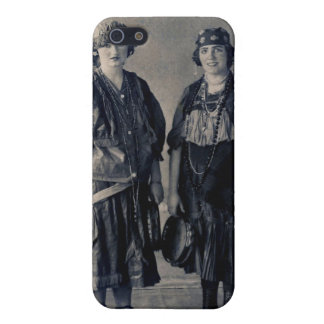 Antique 1920s Women in Gypsy Costumes Cases For iPhone 5